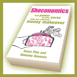 Sheconomics by Karen Pine and Simonne Gnessen